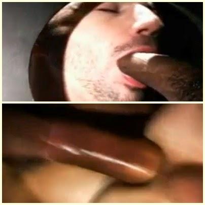Chupa cubano caralhudo no glory hole e depois leva ferro