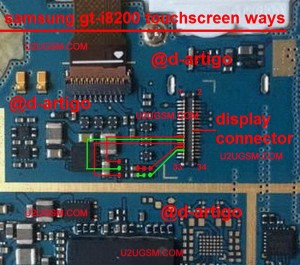 Samsung I8200 Galaxy S III mini Touch Screen Problem Solution