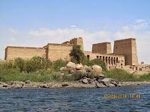Temple of Isis, Anglika Island, Lake Nasser (Egypt)