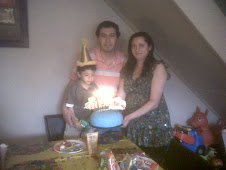 Cumpleaños N° 3 de mi Benjita
