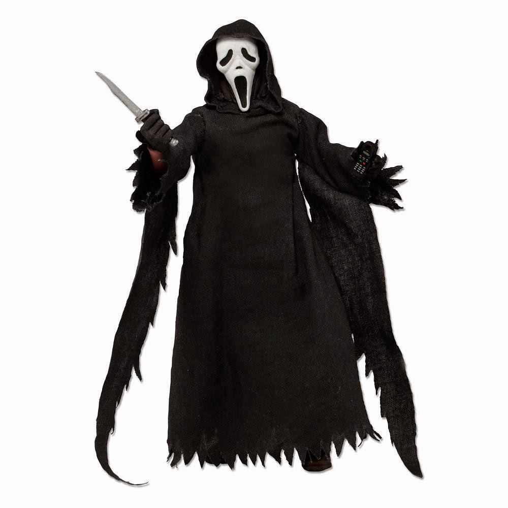 Figura Ghostface Scream de NECA