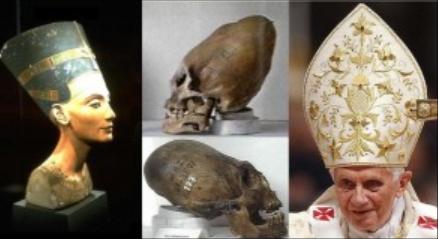 formato alien de cranio