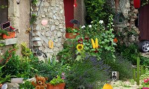 Garden Hide and Seek
