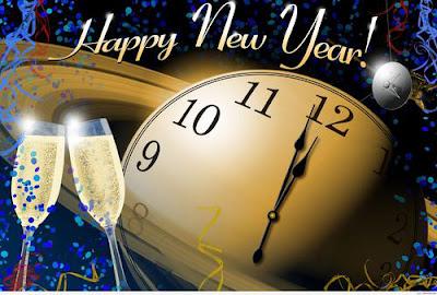 Awsome Beautiful Cards Happy New Year 2015