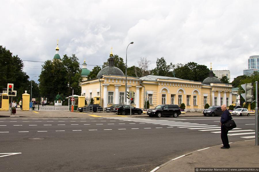 Ваганьковское кладбище, Москва