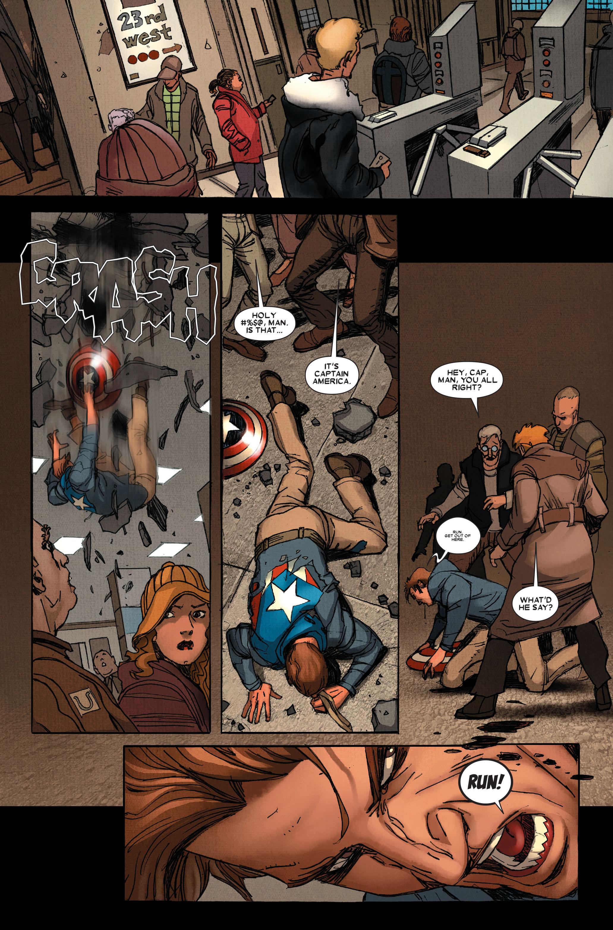 Wolverine: Weapon X #12 #5 - English 12