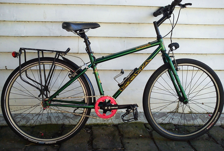 Kona Hardtail Mountain Bikes: Kona Lana39;i singlespeed