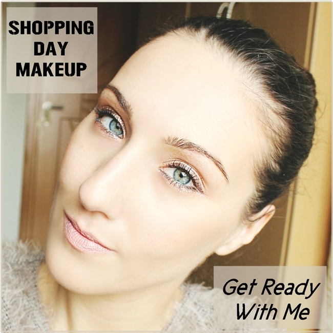 "INstagram @lelazivanovic.makeup video tutorial ""Get ready with me: Shopping day makeup"". Makeup tutorial by Jelena Zivanovic."
