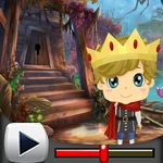 G4K Cute Little Prince Rescue Game Walkthrough