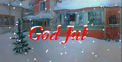 Artikons julkort - Carl Larsson