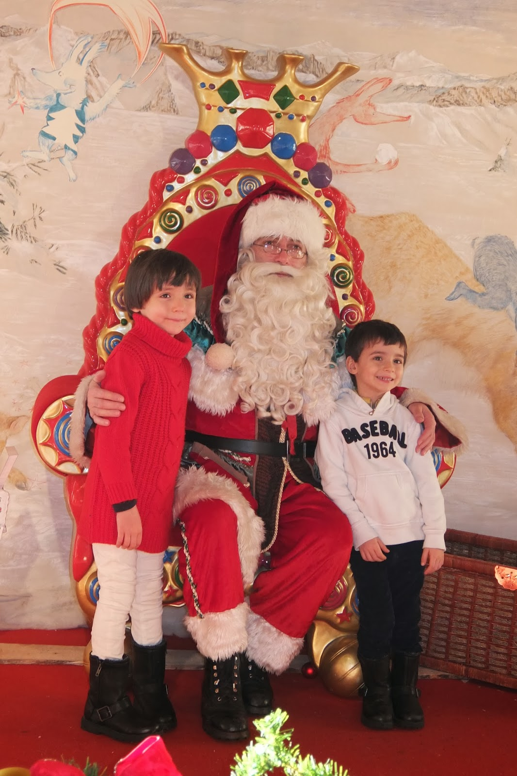 Kee Hua Chee Live Bye Bye Santa Claus Till Next Year I Visited