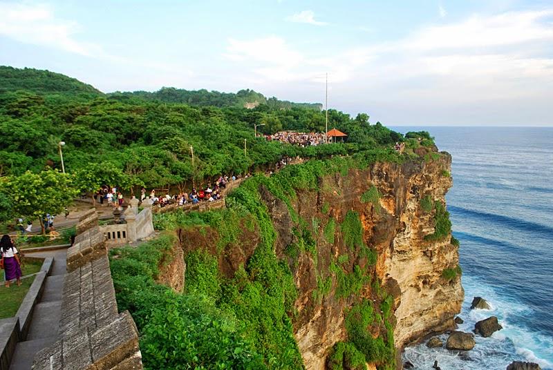 Uluwatu Cliffs Bali