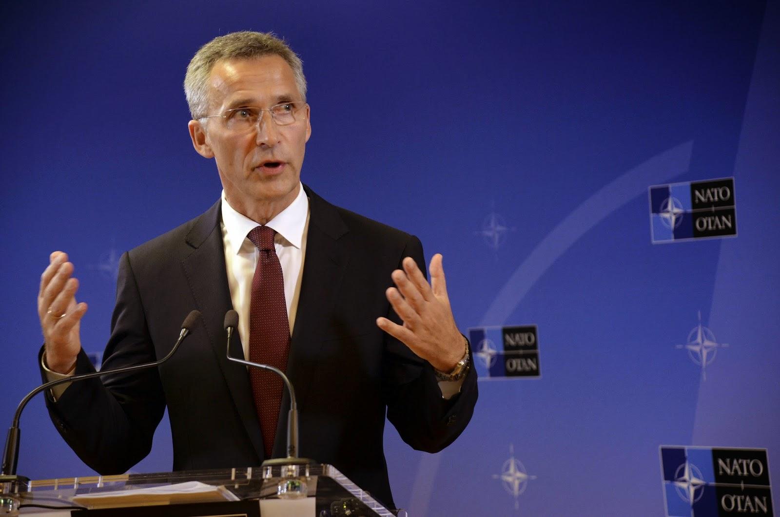 НАТО подтверждает право Украины на вступление в Альянс.