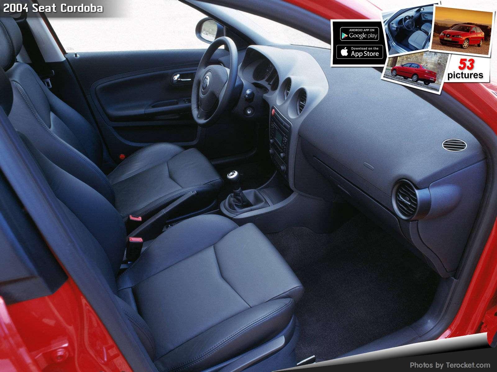 Hình ảnh xe ô tô Seat Cordoba 2004 & nội ngoại thất