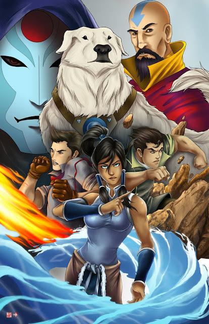 Avatar - La leyenda de Korra: Libro 4 - Aire