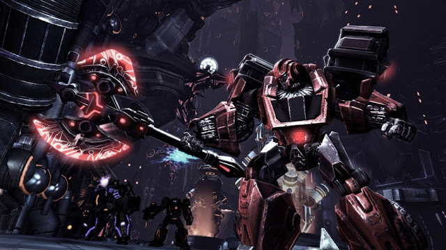 Transformers War for Cybertron PC Download Photo