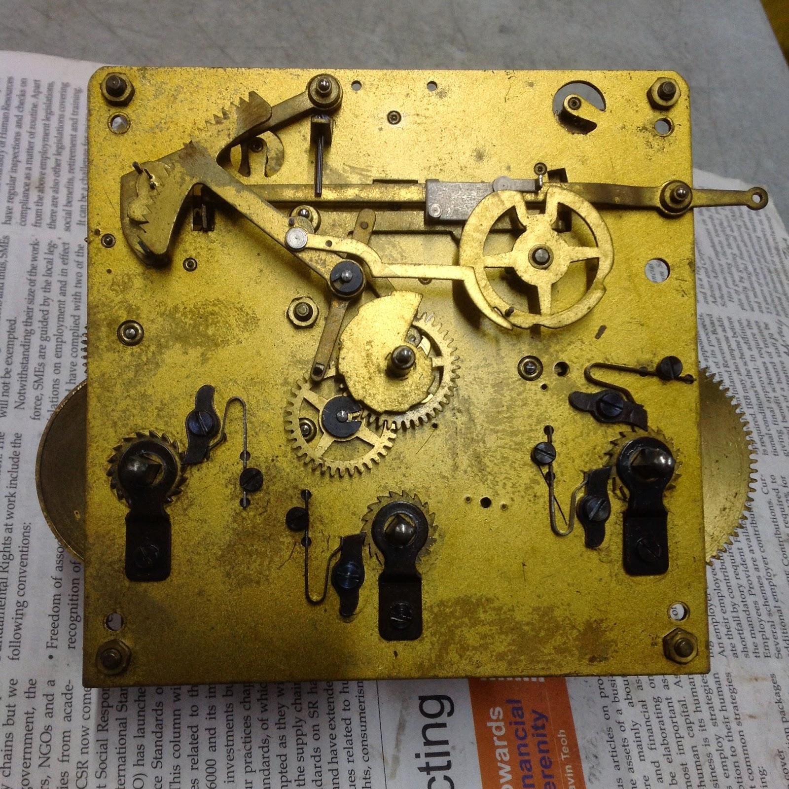 Kienzle wall clock parts for Kienzle wall clock parts