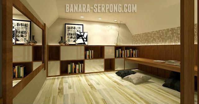 Banara Serpong - Kamar Tidur
