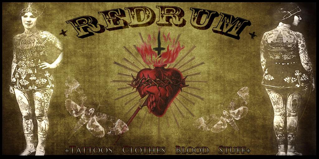 +Redrum+
