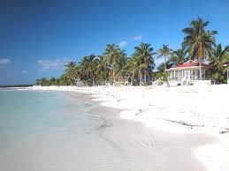 Una Playa en Belice increible