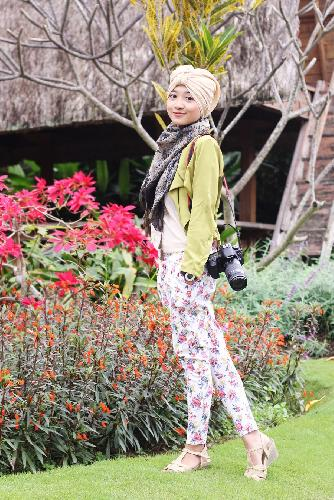Pemenang Terfavorit Hijab Hunt 2013