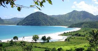 Kuta Beach Center Lombok