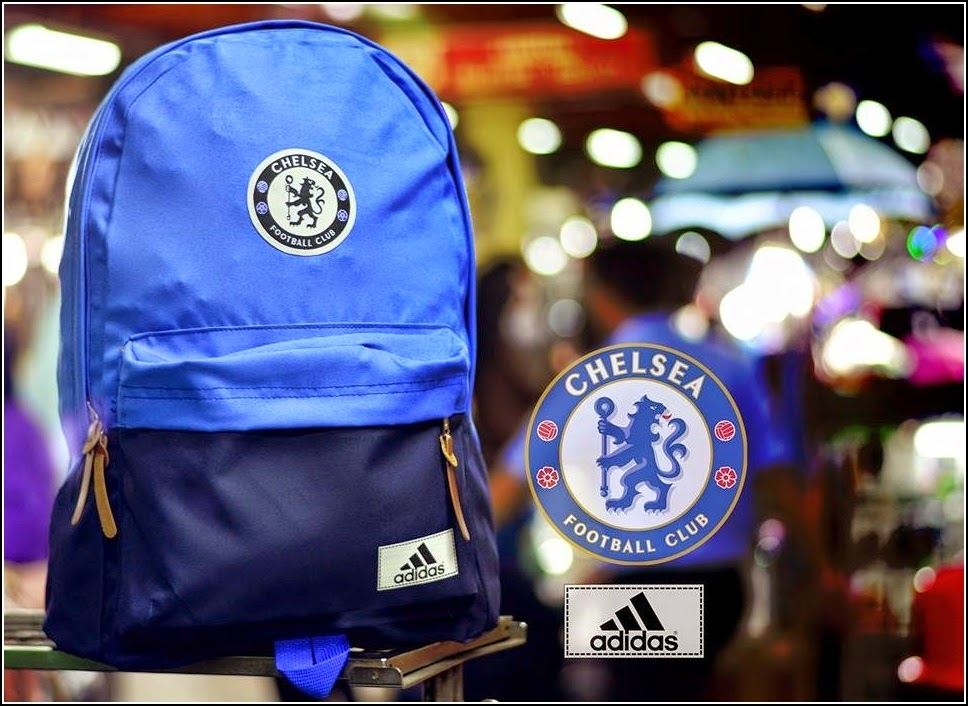 New Backpack atau Tas Bola Type D Chelsea