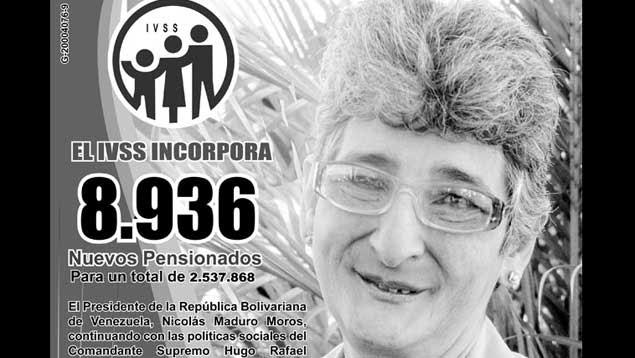 descarga las listas de pensionados por el Instituto Venezolano de