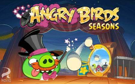 Angry Birds Seasons 3.3.0