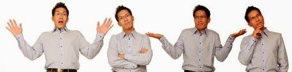 gesturi expresii semne