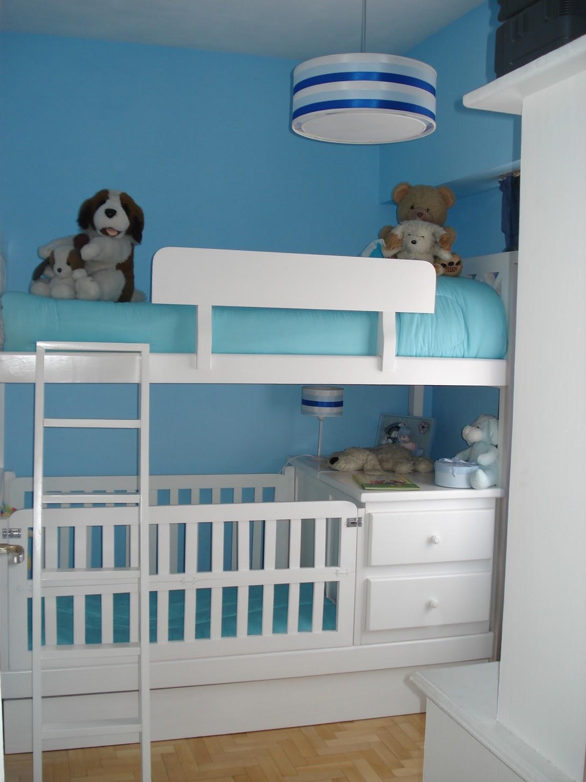 Maru castro cunas y muebles cama superpuesta con funcional for Cama funcional