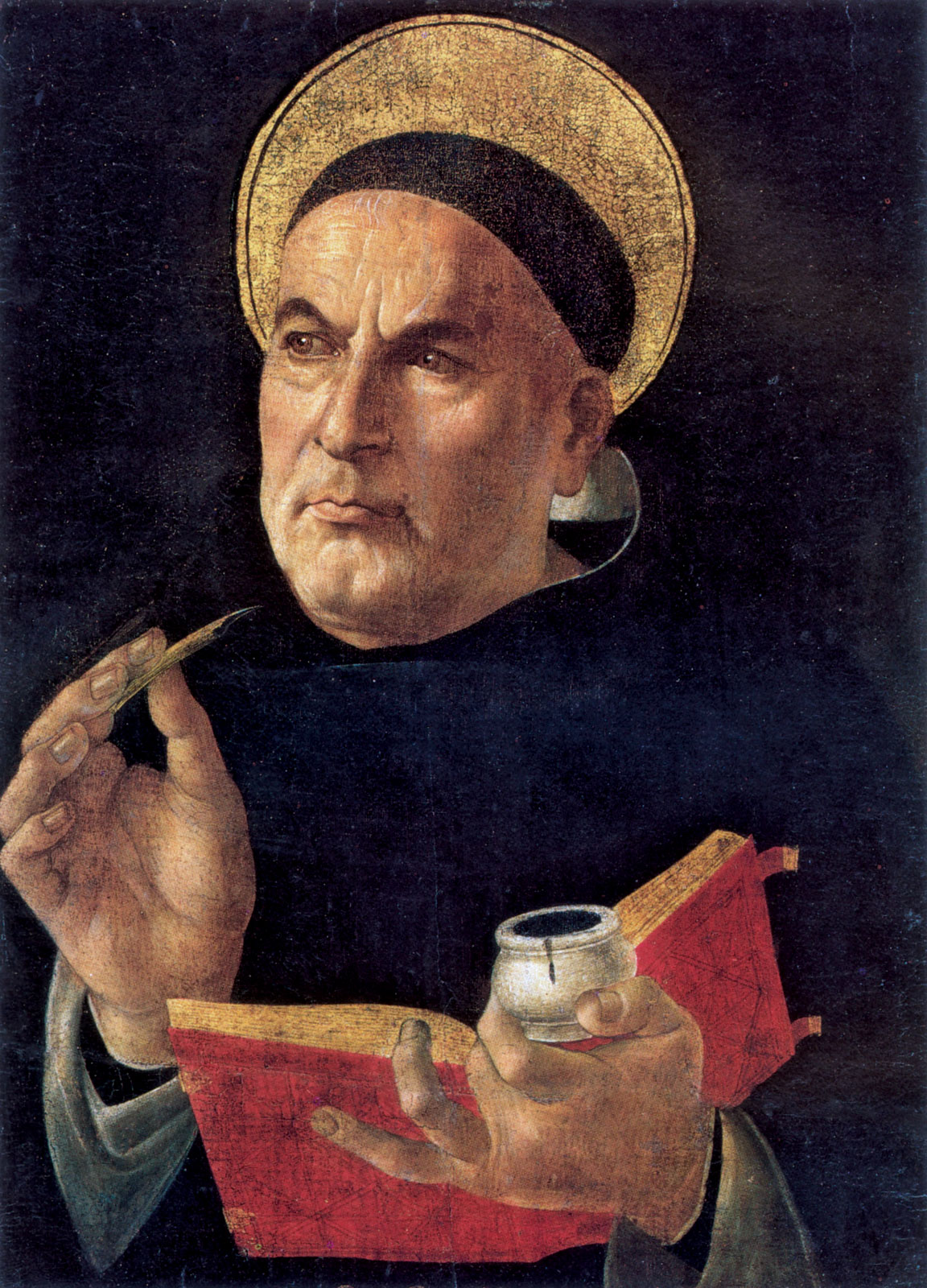 Santo Tomás de Aquino: Patrono da Ordem