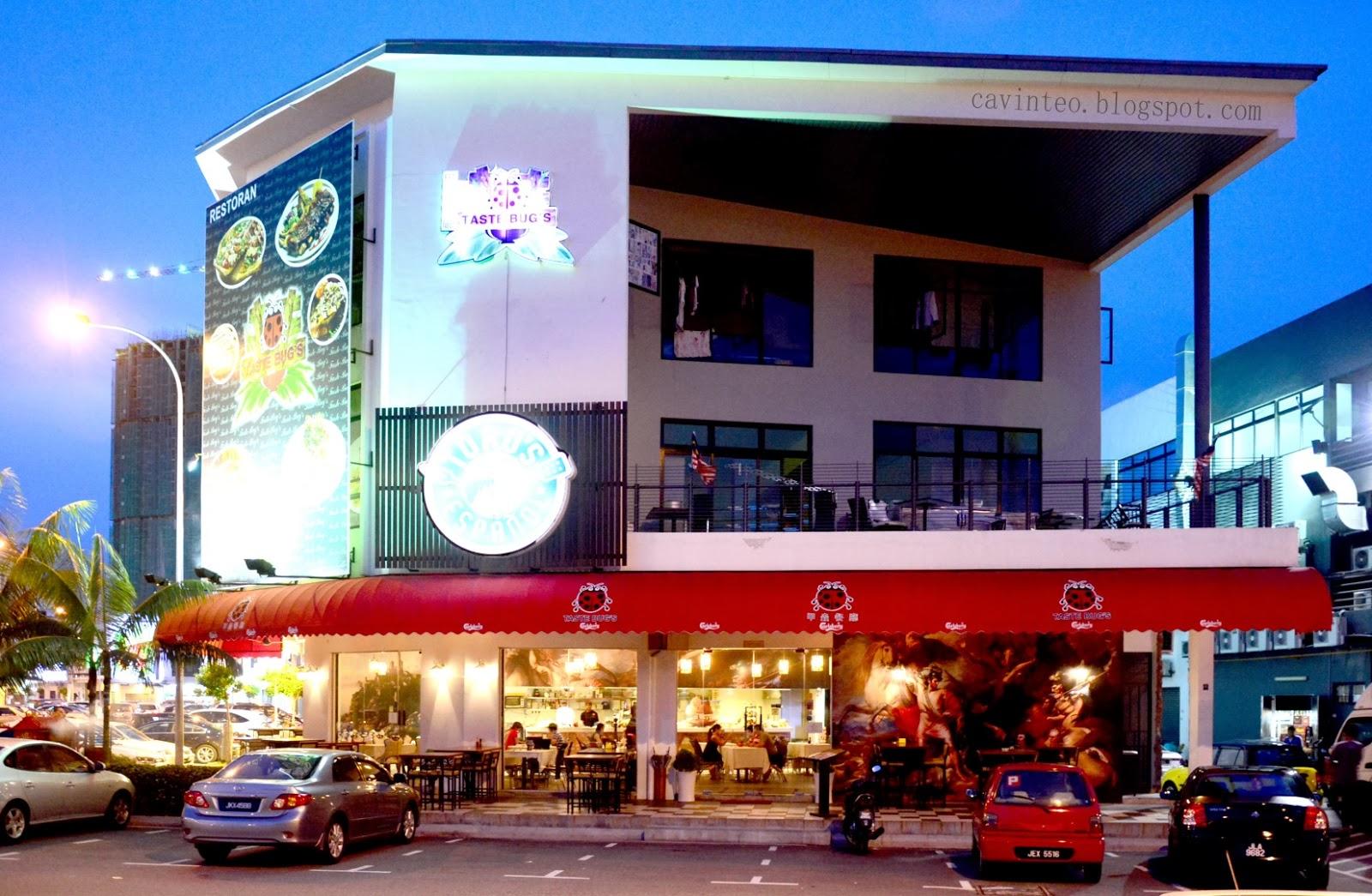 Entree kibbles taste bug s restaurant and cafe taman