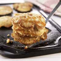Weight Loss Recipes : Apple Pancakes
