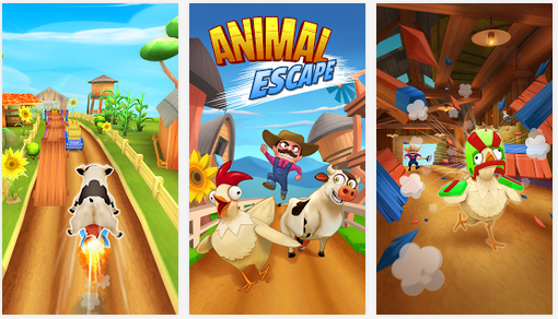 Download Animal Escape Free - Fun Games for Android APK 1.0.6