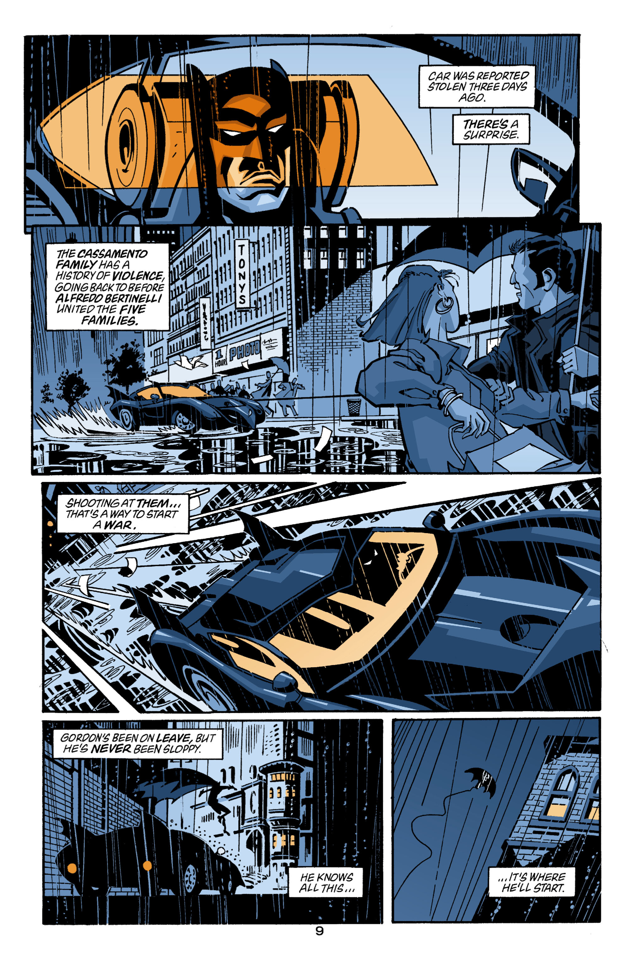 Detective Comics (1937) Issue #742 Page 10
