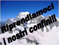 I Francesi ci stanno fregando il Monte Bianco!!
