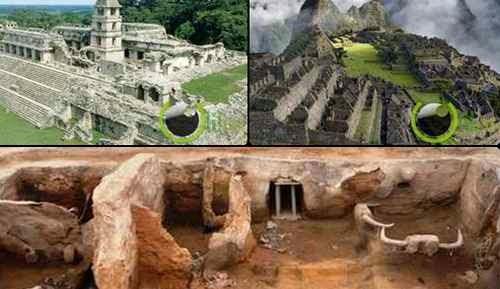 7 Kota Kuno yang masih menjadi Misteri sampai saat ini