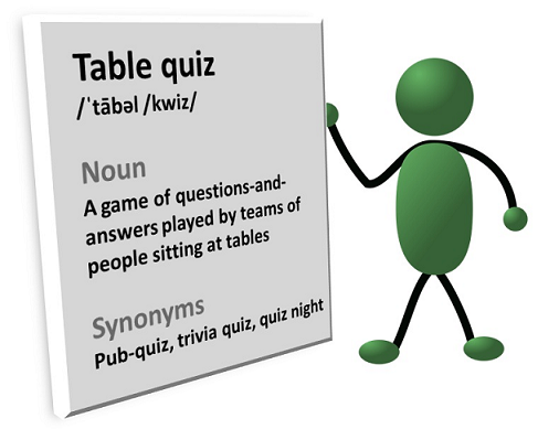 Table quiz helper what is a table quiz for Html table definition