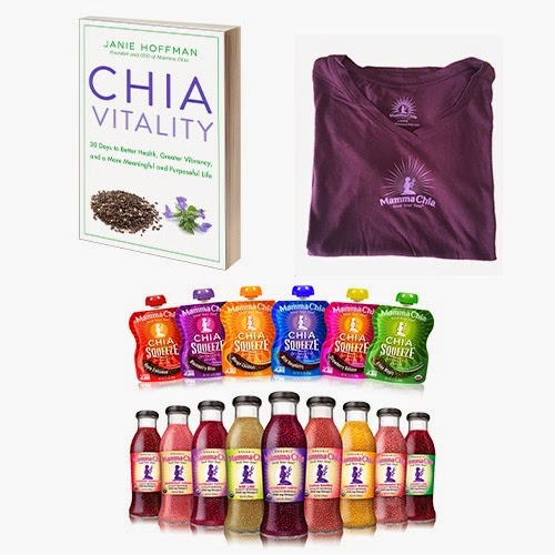 Fitfluential Giveaway Mamma Chia