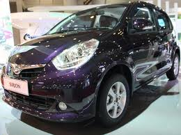 New Daihatsu Sirion Terbaru 2012