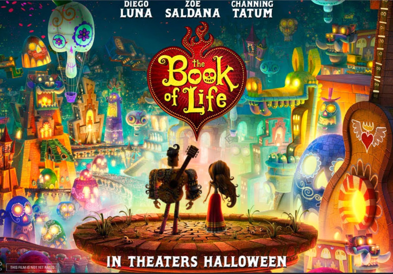 The Book of Life: First Look