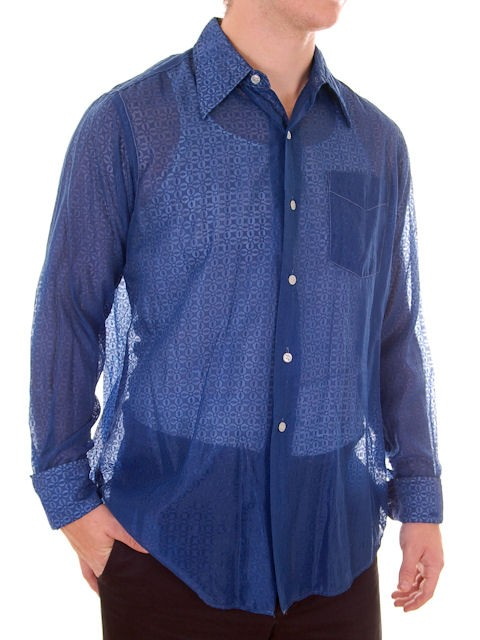 Mens Nylon Shirt 70