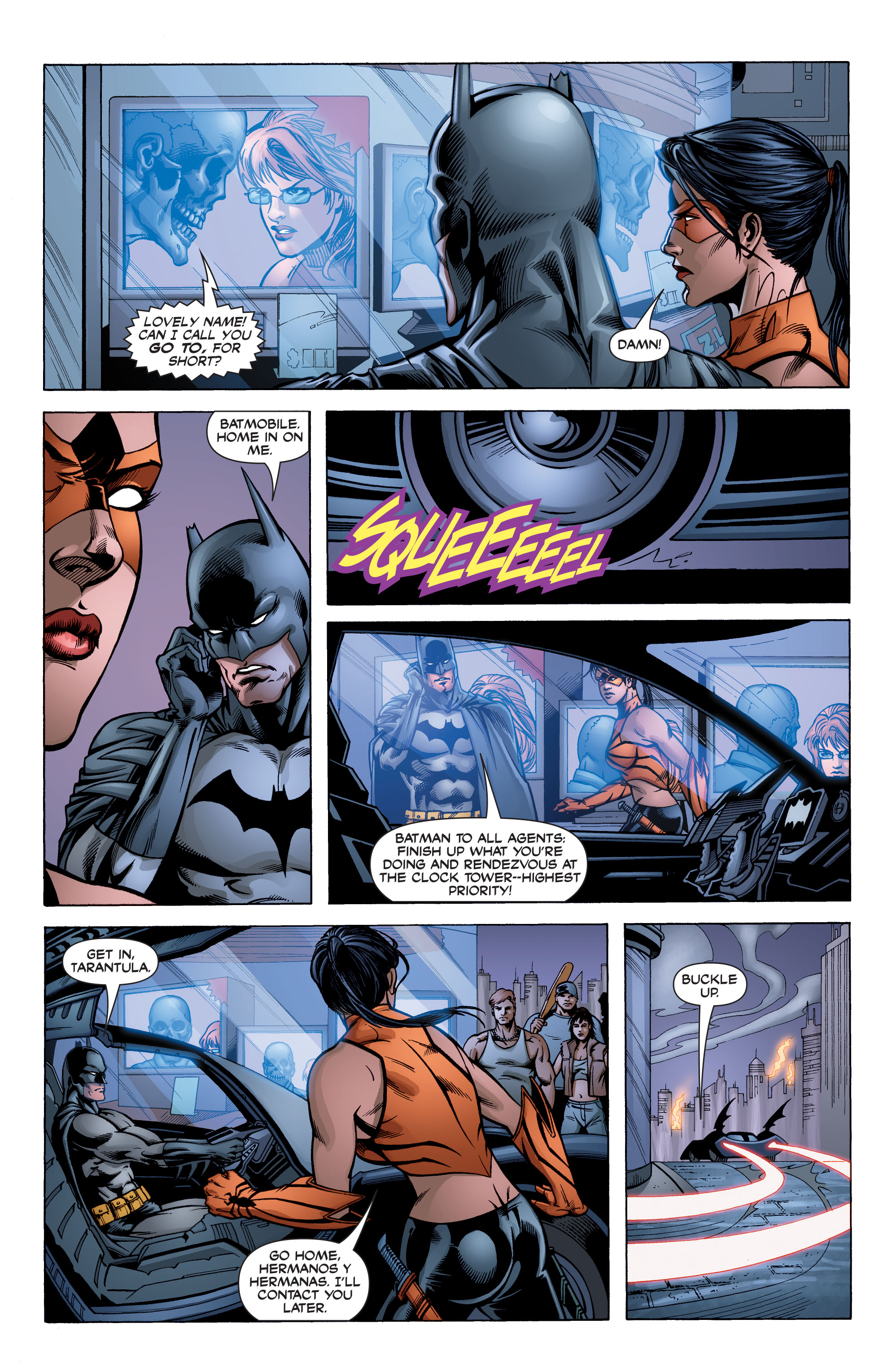 Read online Batman: War Games comic -  Issue #8 - 4