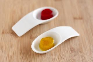 narancs vérnarancs zselé sárga cékla zselé heston blumenthal fat duck étterem szakácskönyv tréfa előétel