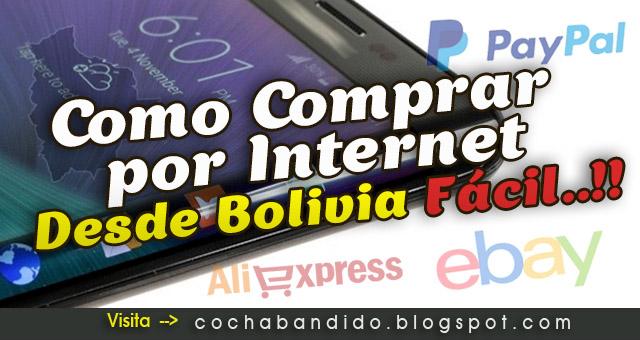 Videotutorial como comprar por internet desde bolivia for Banco union uninet