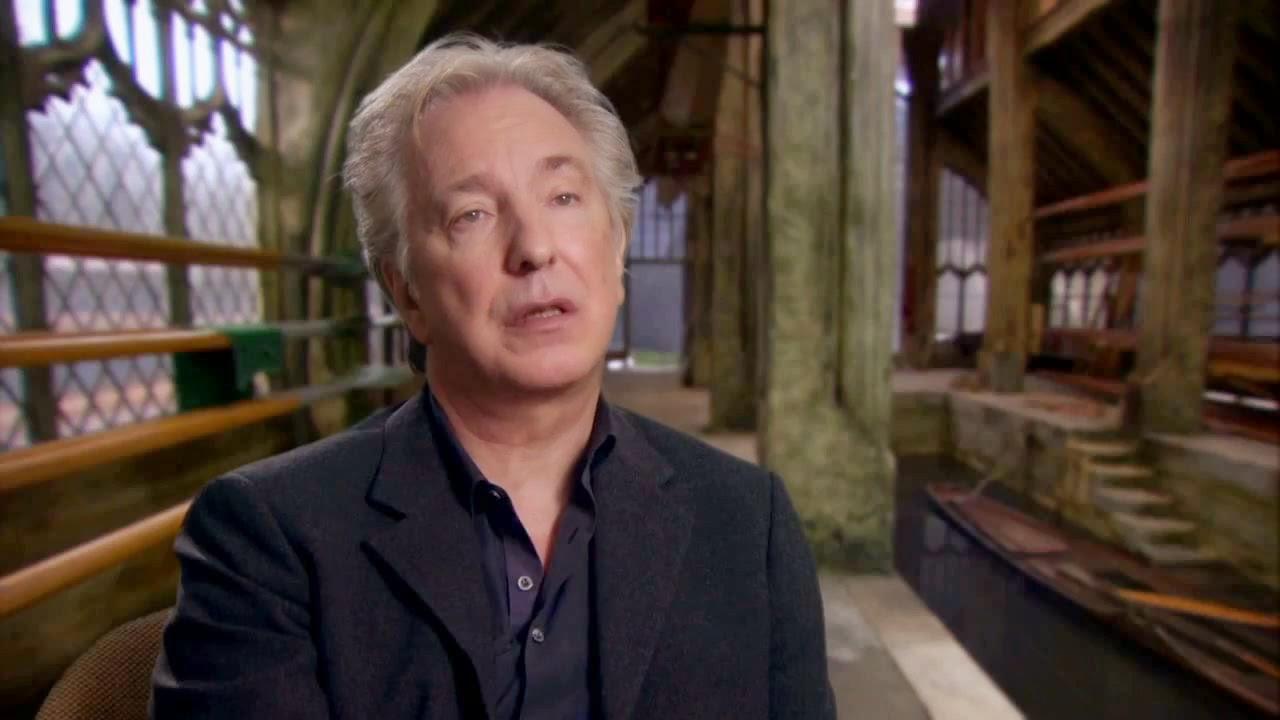 Alan Rickman, morreu? Ator que interpretou Snape em Harry Potter é vítima de boatos na internet