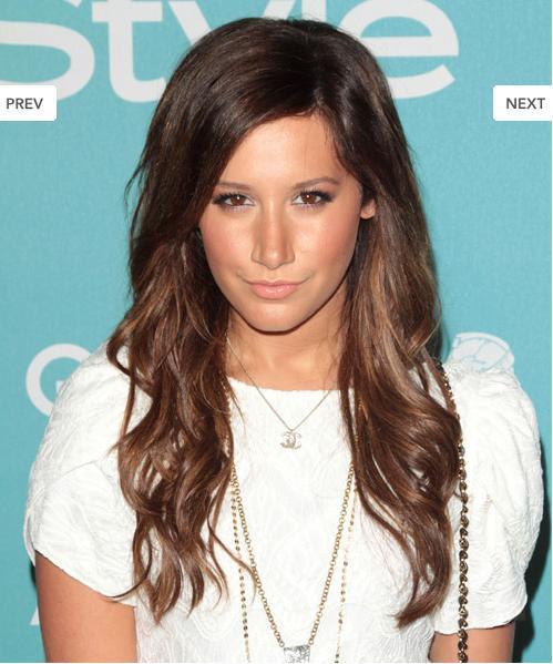 Best Style Fashion Ashley Tisdale Hairstyle