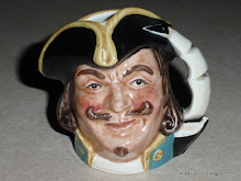 Captain Henry Morgan Toby Jug D6510