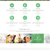 Pet Care Dog Kennels Responsive HTML Template
